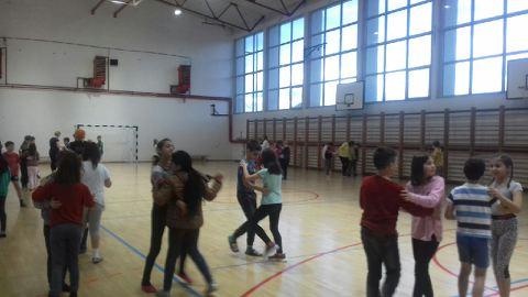 Ure športa s plesom